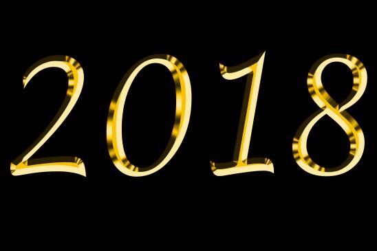 Objectifs pour l'année2018