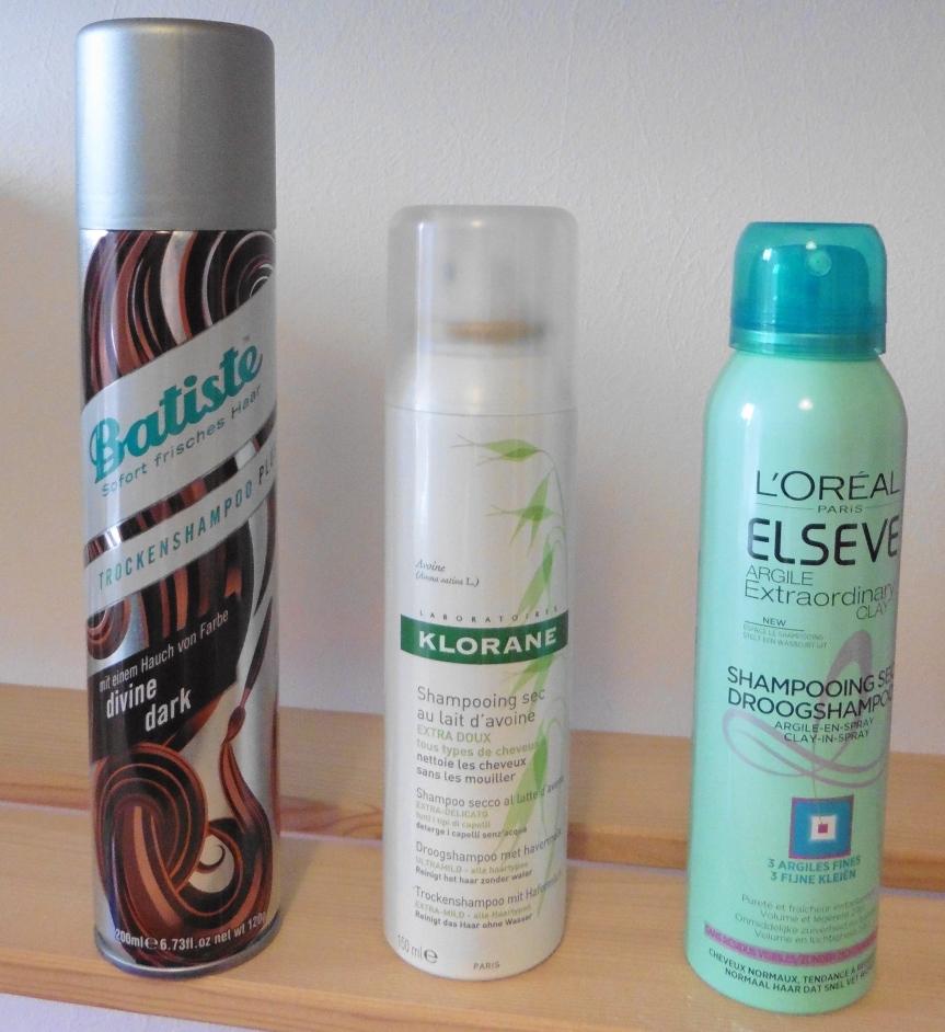 Battle de shampooingssecs