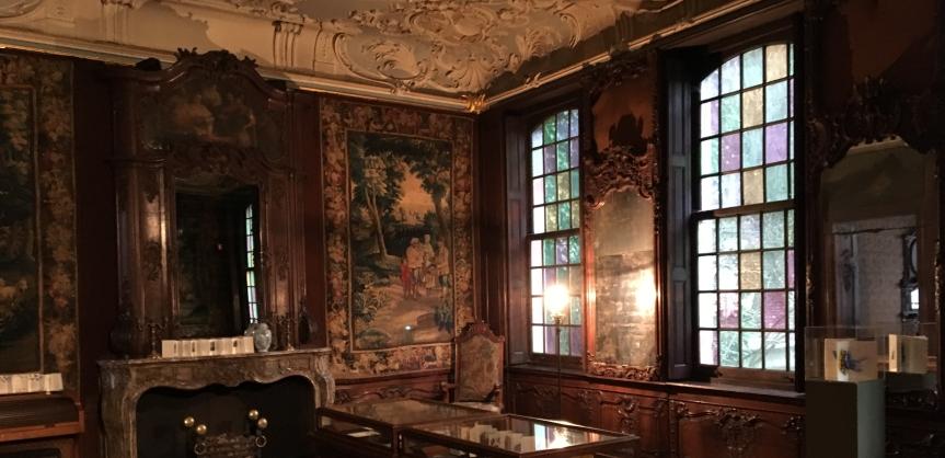 A la visite des musées… #1 l'hôtel d'Ansembourg