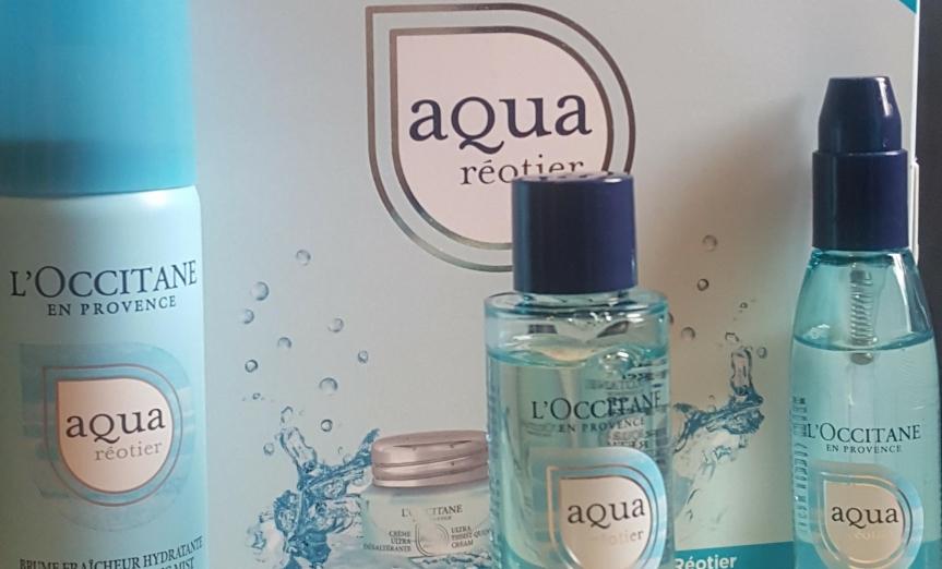 Collection Aqua Réotier – L'Occitane enProvence