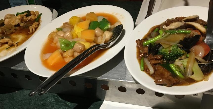 Le Shangai : Un restaurant chinois classe et de qualité en plein centre deLiège