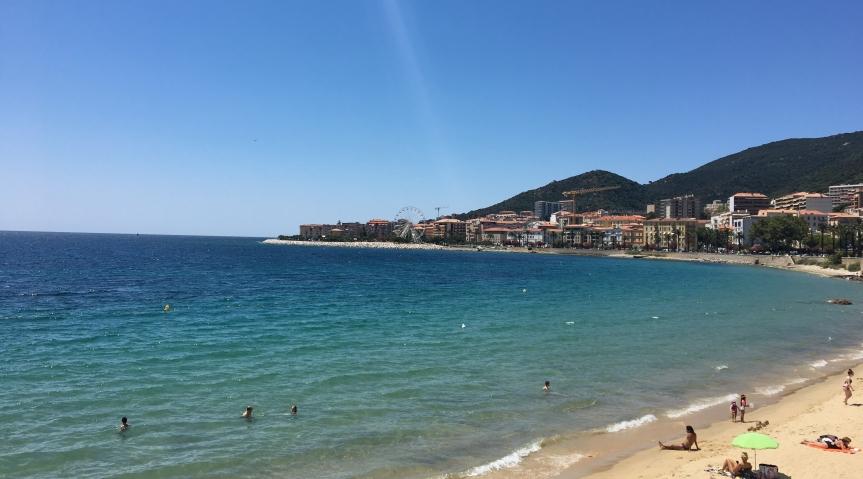 Corsica 2018 – 2 – A la découverte de l'ile de beauté :Ajaccio