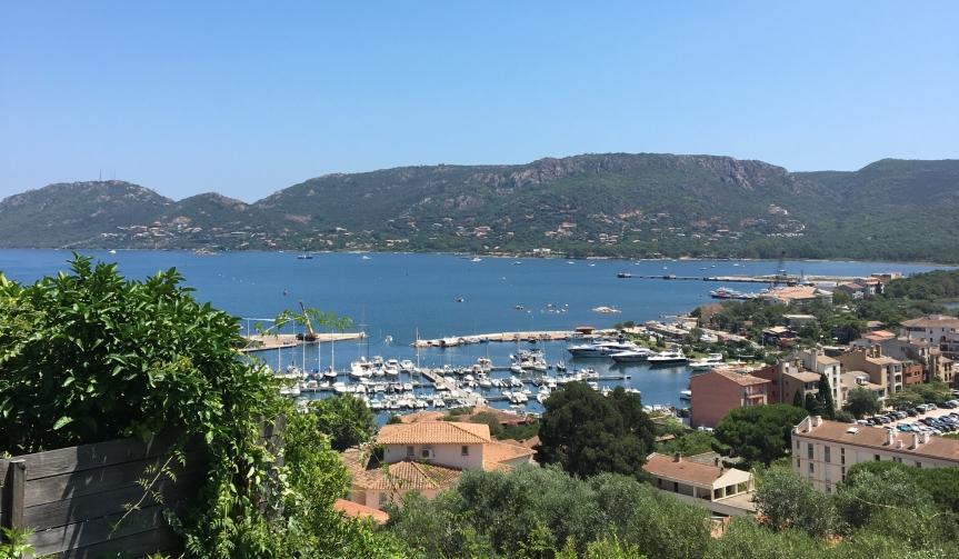 Corsica 2018 – 3 – A la découverte de l'ile de beauté :Porto-Vecchio