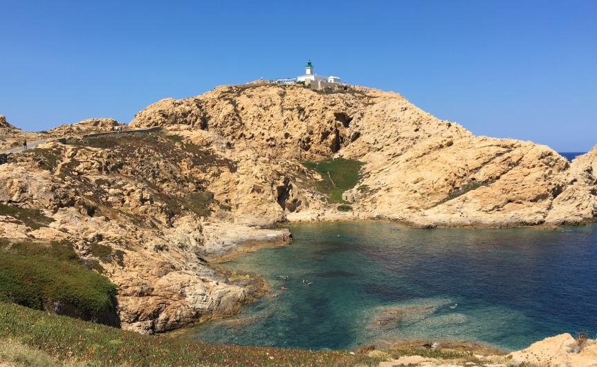 Corsica 2018 – 4 – A la découverte de l'ile de beauté : L'Ilerousse