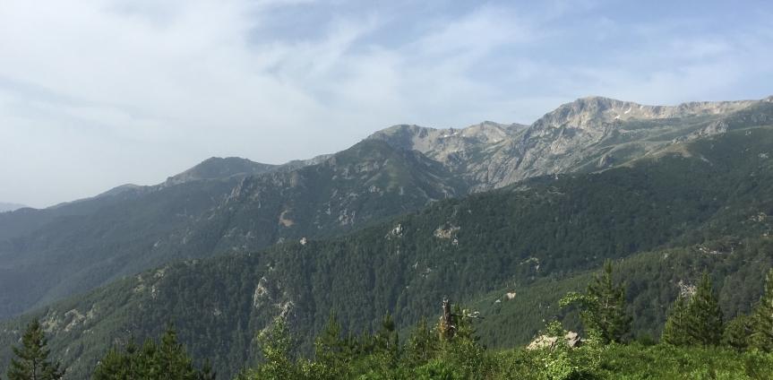 GR20 – 2019 – Vizzavona à ECapannelle